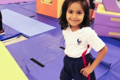 Children's section led by Junior Gym